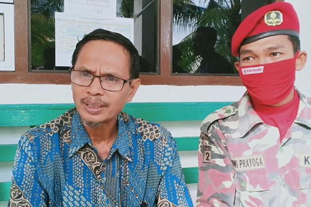 Rektor UM Sorong Muhammad Ali Siap Kejar Ketertinggalan