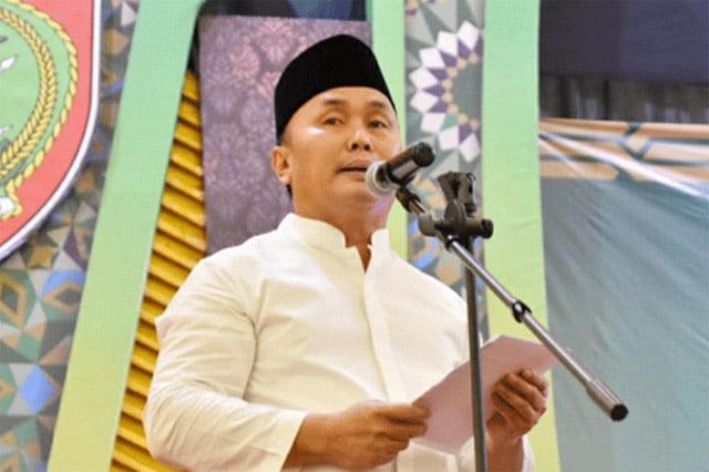Wagub Kalteng Resmi Mundur Dampingi Sugianto Sabran Dua Periode