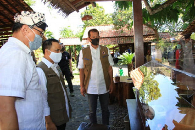 Sertifikasi Protokol Kesehatan Covid-19 Sektor Pariwisata Banyuwangi Tuai Pujian