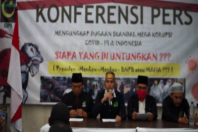 GPI Desak DPR Buat Pansus Covid-19, Jika Terbukti Presiden Terlibat Bisa Dimakzulkan