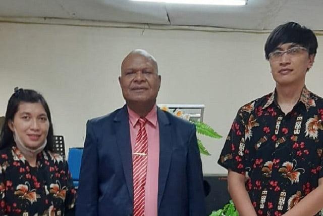 Pelantikan dan Pengukuhan Gembala Gereja Sidang Jemaat Allah Kota Sorong