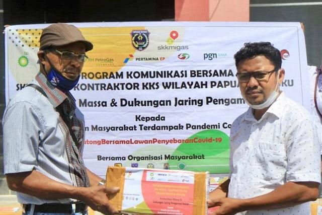 Yayasan SOR SILAI Tanimbar Dukung Giat Komunikasi Bersama SKK Migas - KKKS Pamalu