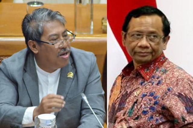 Soal RUU HIP, PKS Sebut Mahfud MD Terkesan Lakukan Kebohongan Publik