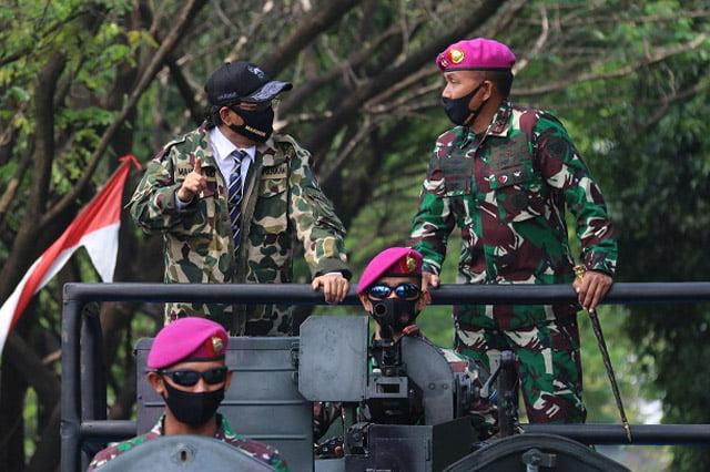 Mahfud MD Tegaskan Militer Tidak Anti Hak Asasi