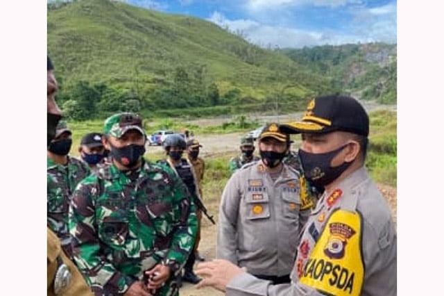 Kapolda Maluku Sebut Akar Masalah Tambang Emas Gunung Botak Karena Salah Kelola