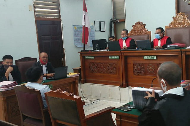 Saksi Kerap Jawab Lupa, Tonin Sebut Kasus Negara Rakyat Nusantara Settingan