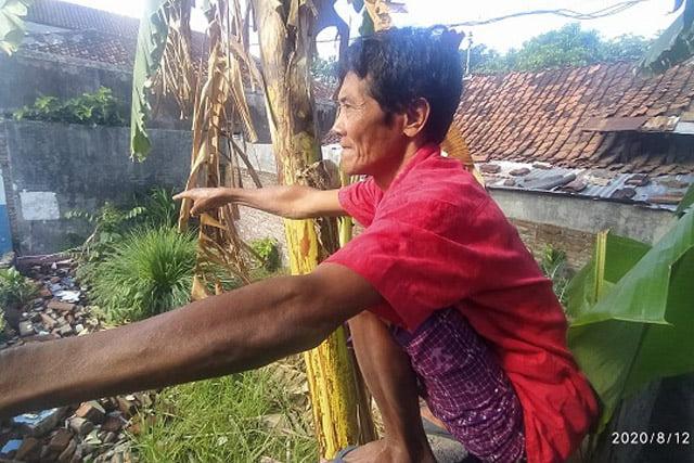 Warga Boyolangu, Rumahnya Diratakan Paksa Gara-Gara Hutang