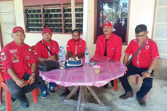 Seluruh Ketua PAC PDIP Kota Sorong Dipanggil Polisi