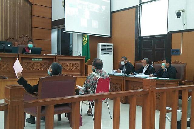 PH Yudi Negara Rakyat Nusantara Sebut Jawaban Saksi Ahli Terkesan Ngawur