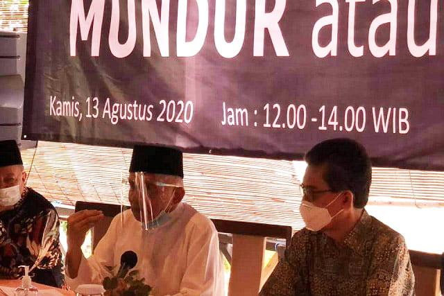 Amien Rais: Jokowi Mengaktifkan Reseptor Ekspansionisme China. Oleh:Asyari Usman