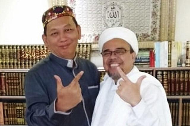 Menggugat Pengasingan Imam Besar HRS. Opini Abdul Chair Ramadhan
