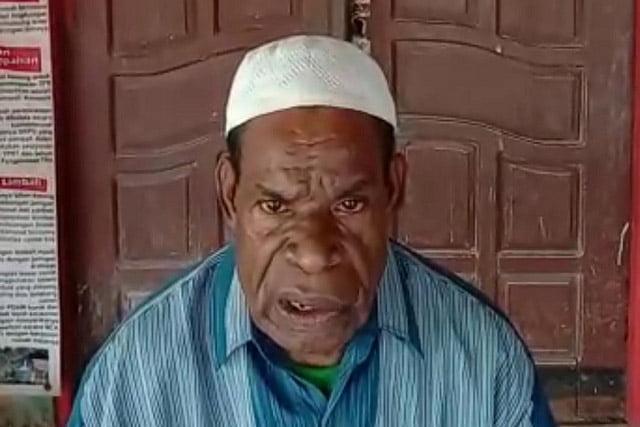 Kepala Suku Kokoda Sorong Raya Dukung Otsus Jilid II