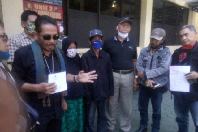 Merasa 2 Rumahnya Dirobohkan dan Dibalik Nama, Muhammad Lapor ke Polresta Banyuwangi
