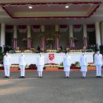Merah Putih di Istana Merdeka Akan Dikibarkan Oleh Tim Sabang