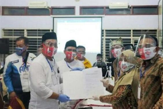 Makmur Bersama Wong Cilik, Yusuf-KH Riza Maju di Pilkada Banyuwangi