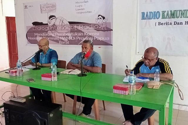 Sejumlah Pihak Dorong Pembentukan Komnas HAM di Papua Barat