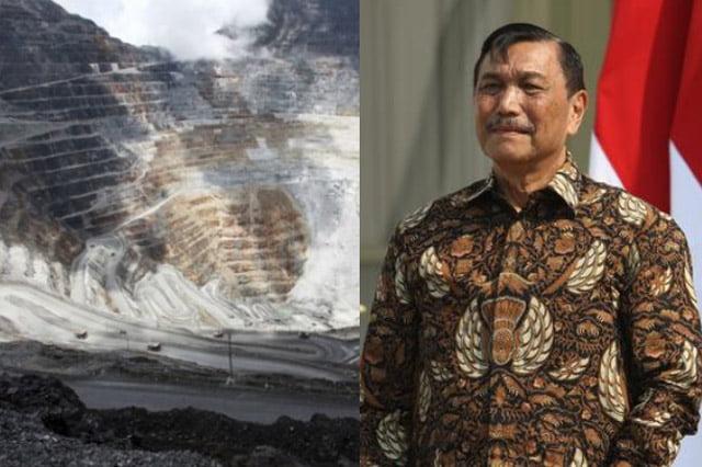 PKS Minta Luhut Tak Tutup Mata Freeport Ogah-Ogahan Bangun Smelter Tembaga