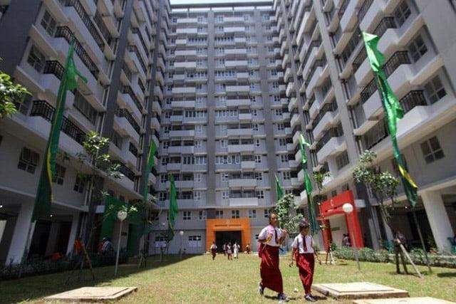Pembangunan Rumah MBR Defisit Tapi 30 Persen Rusunawa Tak Berpenghuni