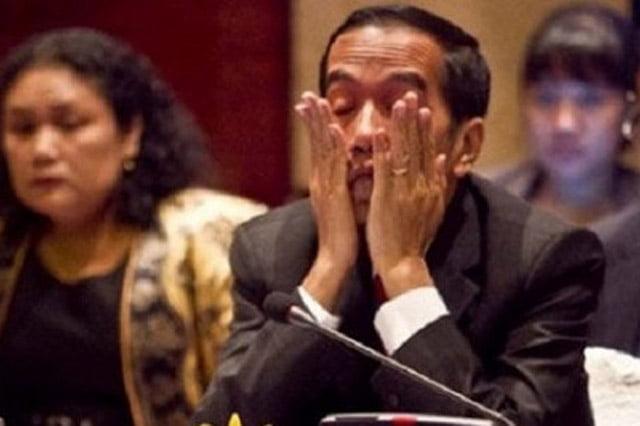Baranusa: Jokowi Jangan Memble, Negara Dalam Keadaan Genting
