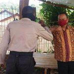 Kapospol Angkasa Gelar Patroli Dialogis Protokol Kesehatan