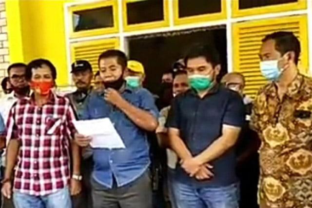 Kontraktor Mitra PUPR Kotawaringin Barat Minta Kadis Mundur
