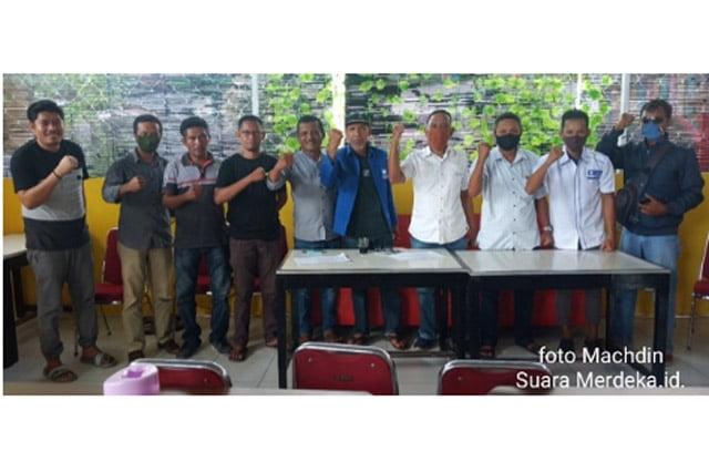 16 Pengurus DPD PAN Muna Tolak Dukung Rajiun di Pilkada Muna