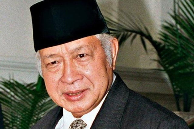 Tanpa Peran Soeharto, Indonesia Jadi Negara Komunis. Ditulis oleh: Basir Al-Haddad