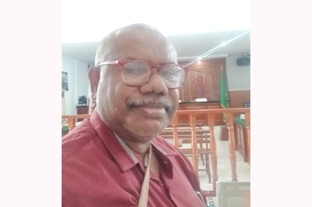 Proses Hukum Pencemaran Nama Baik Gubernur Papua Barat Ditindaklanjuti