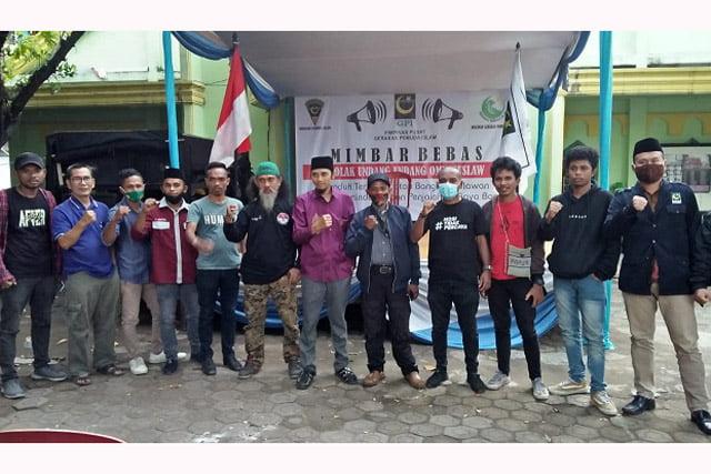 GPI: Omnibus Law Buat Umat Terpuruk, Keluarkan Perpu Atau Jokowi Mundur