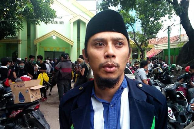 Markas GPI Menteng Raya 58 Jadi Posko Evakuasi Korban Demo Tolak Omnibus Law