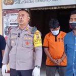 Sat Narkoba Polres Jayapura Ungkap Sindikat Pengedar Narkoba Antar Provinsi