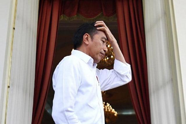 JAMAN: Salah Pilih Orang, Jokowi Kerja Keras Sendiri