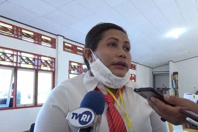 Dua Awak Media Dilarang Liput Debat Kandidat, Ini Alasan Ketua KPU Supiori