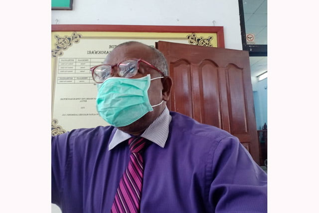 Yan Warinussy Apresiasi Kajati Papua Barat Tangani Kasus Korupsi