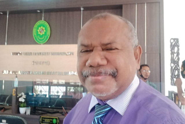 Yan Warinussy Minta Presiden Serius Tangani HAM di Papua