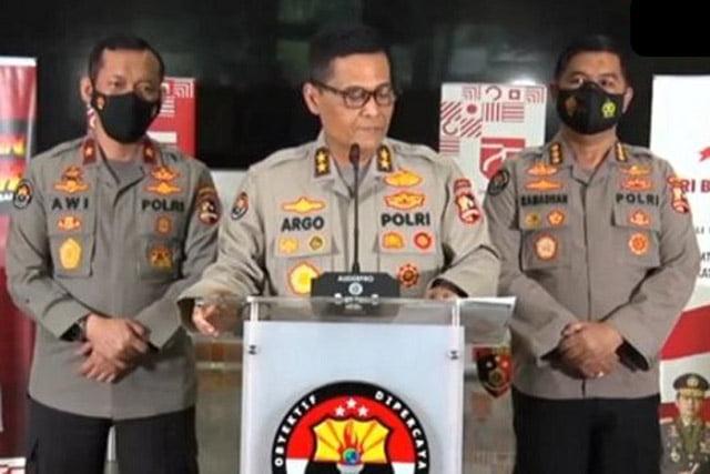 Kapolda Metro Jaya danKapolda Jawa Barat Dicopot, Ini Penggantinya