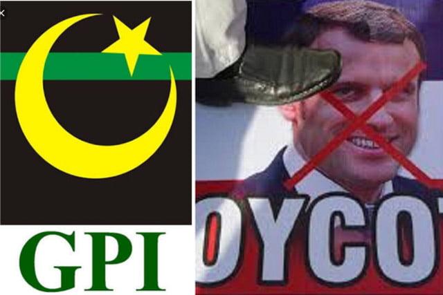 Tak Diijinkan Kepolisian Kepung Kedutaan, PP GPI Bakar Produk Prancis