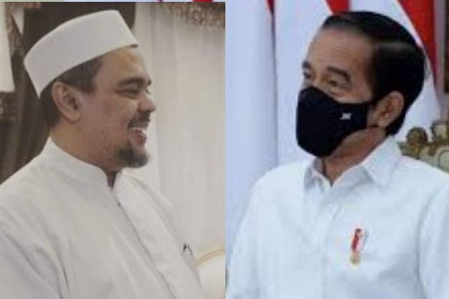 Adu Kuat HRS vs Jokowi, Dua Jenderal Dicopot. Opini Tony Rosyid