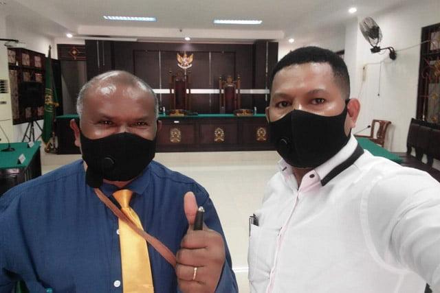 LP3BH Manokwari Apresiasi Kinerja Kajati Papua Barat