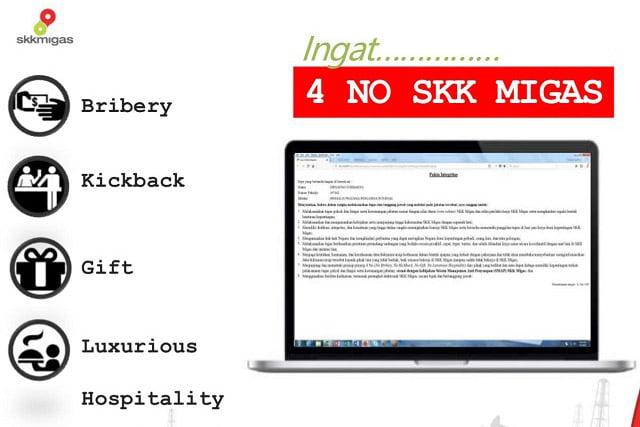 SKK Migas Pertahankan Sertifikasi SMAP SNI ISO 37001:2016