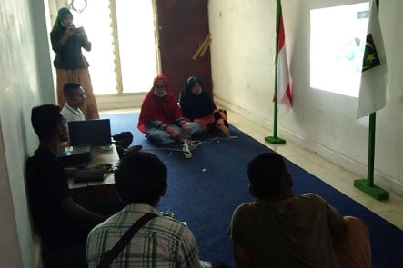 PD GPI Kota Ambon: Kader GPI Harus Jadi Konten Kreator Yang Kreatif