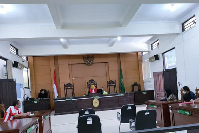 PN Salatiga Tolak Gugatan Pra Peradilan Kapolres dan Kajari