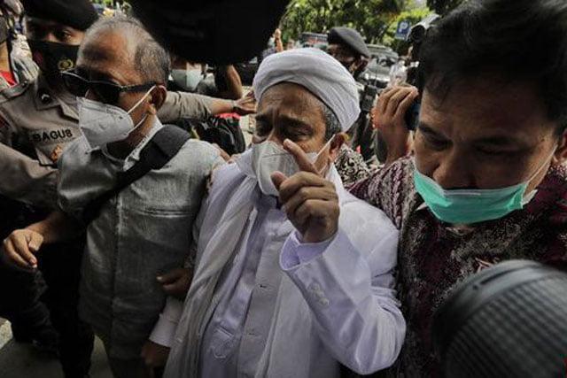 Mencari Alasan Kesalahan Imam Besar HRS