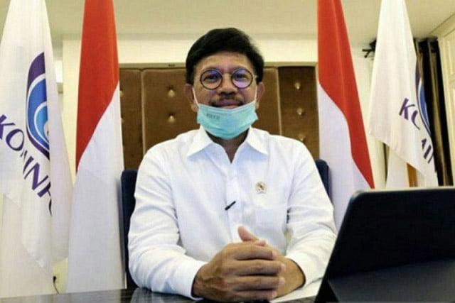 Pemerintah Resmi Tunjuk Lima Juru Bicara Vaksinasi COVID-19