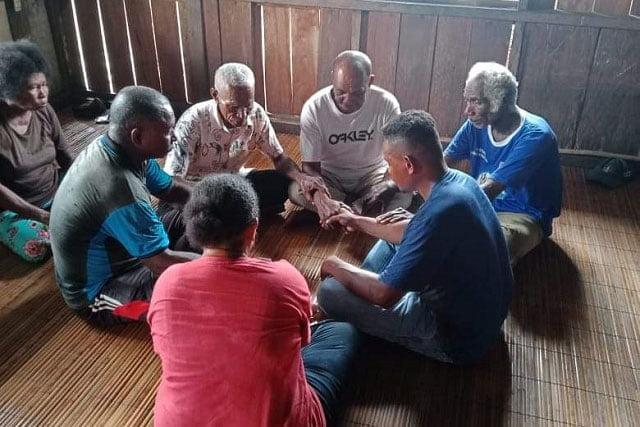 Atas Nama Tuhan, Dugaan Pengancaman di Kampung Biga Berakhir Damai