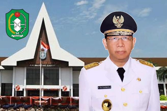 Gubernur Kalimantan Barat Akan Lantik 5 Bupati dan 1 Pj Bupati