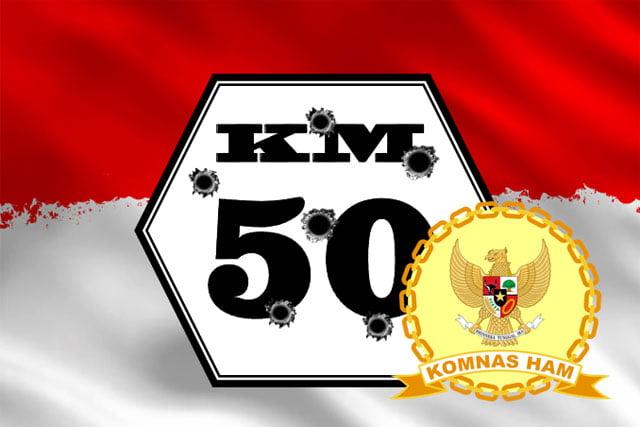 Penjelasan Lengkap Komnas HAM Terkait Penembakan di Km 50