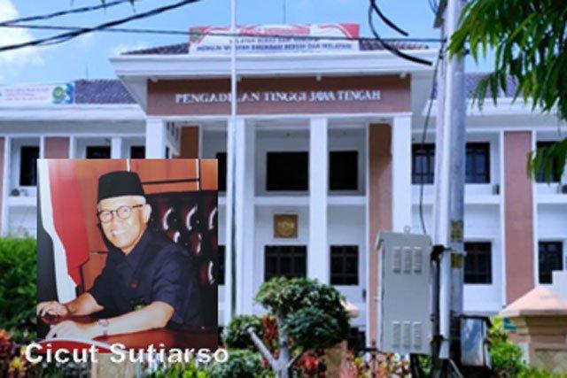 Pengadilan Tinggi Semarang Capai Prestasi Positif Selama Tahun 2020