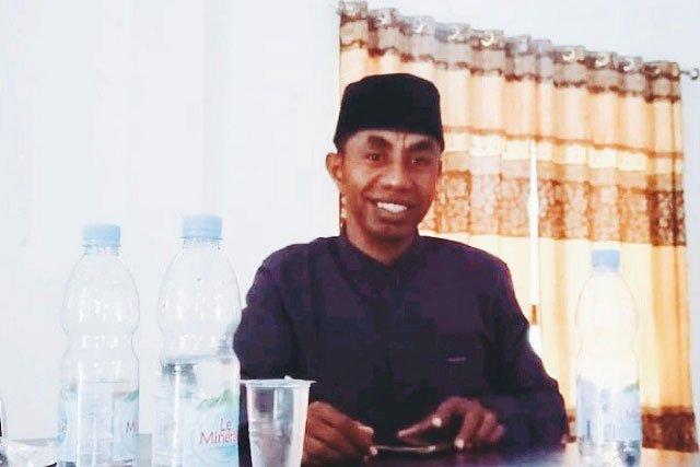 Rahman Kubal Minta Pemerintah SBT Dorong Pembangunan di Utian Lima