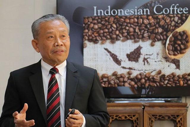 Dubes RI Untuk Korea Utara Promosikan Kopi Indonesia